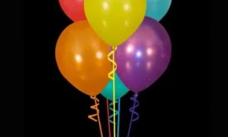 #7 - Balloon Bouquet