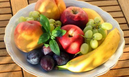 #6 - Seasonal Fruit Plate