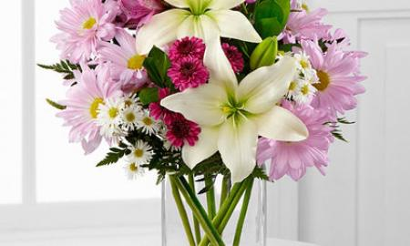 #4 - Mixed Bouquet of Flowers